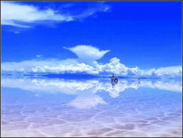 Солончак Уюни. Соль земли и зеркало мира