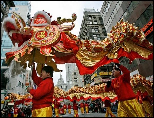 Новый год в китайском стиле: Чуньцзе