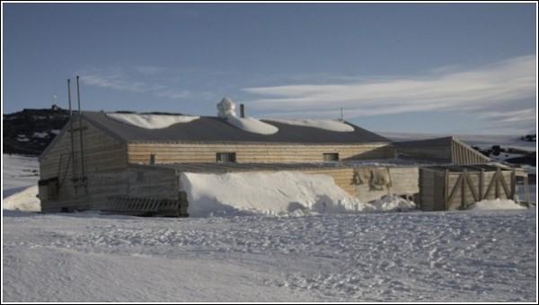 Роберт Скотт и его хижина: дом-памятник покорителям Антарктики