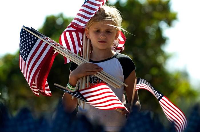 11 сентября. Америка помнит