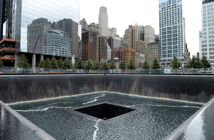 11 сентября. Америка. На месте ВТЦ