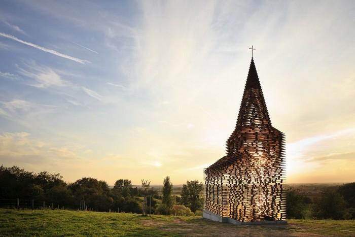 Небесный храм в Лимбурге