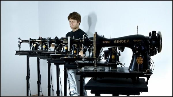 Поющие швейные машины Singer