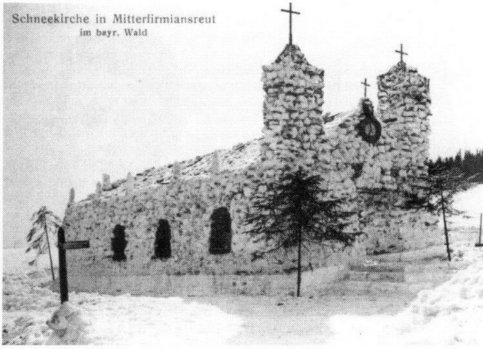 Снежная церковь-1911