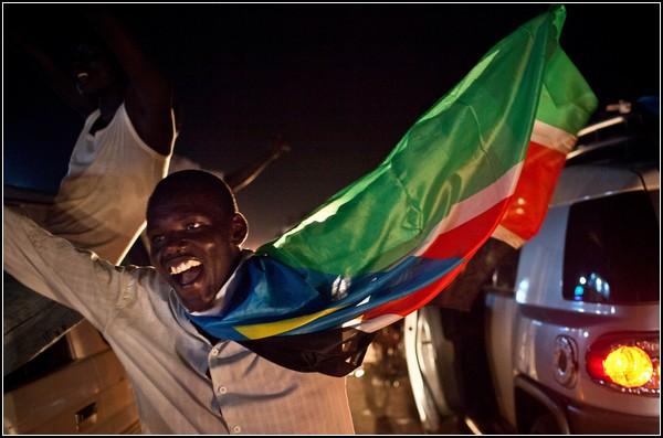 Южный Судан. Первый в истории День Независисмости