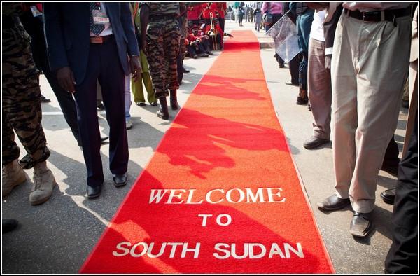 Добро пожаловать в Южный Судан!