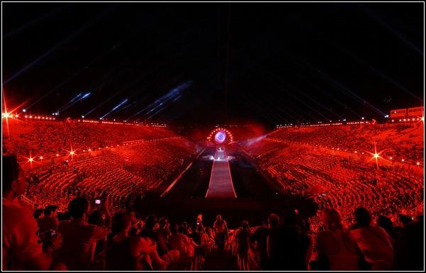 Специальная Олимпиада-2011. Торжественное открытие