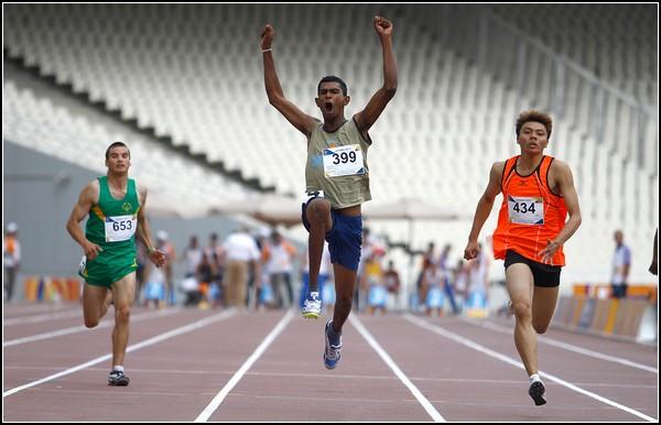 Специальная Олимпиада-2011. Люди с безграничными возможностями