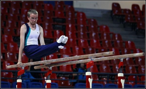 Специальная Олимпиада-2011. Ким Йенсен, Австралия