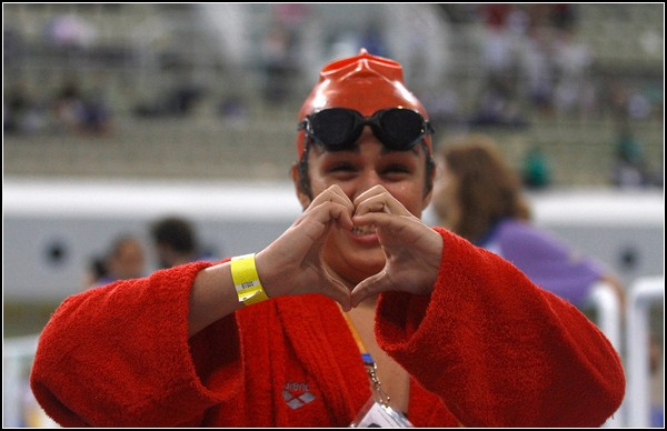 Специальная Олимпиада-2011. Сердечный привет