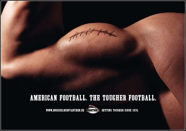Этот необычный спорт: жесткий американский футбол от дюссельдорфского клуба