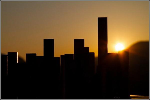 Закат в Бостич-сити