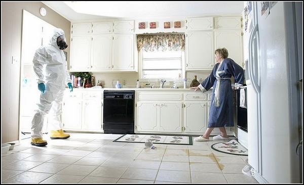 Вторжение на кухню