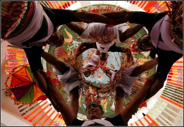 Летние фестивали-2011: колесницы в Исламабаде