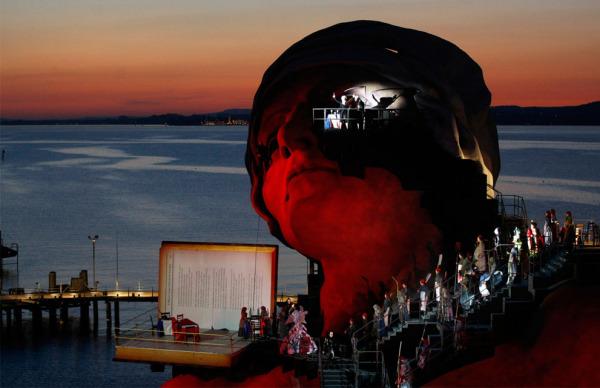 Летние фестивали-2011: опера в Австрии
