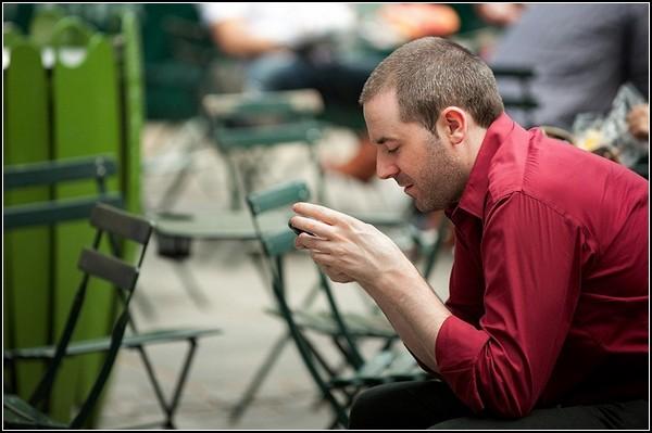 Сосредоточенность. Фотопроект Texters