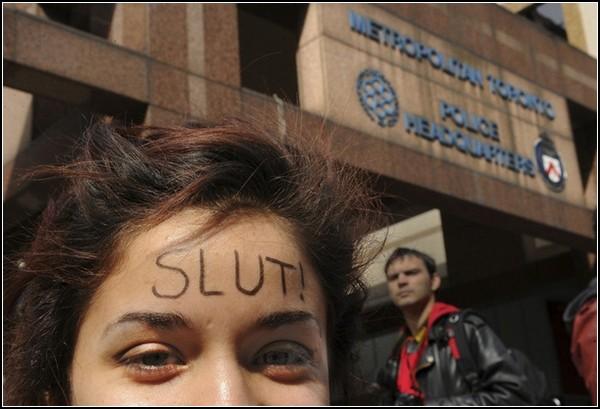 *Шлюхи* на улице: движение за права женщин