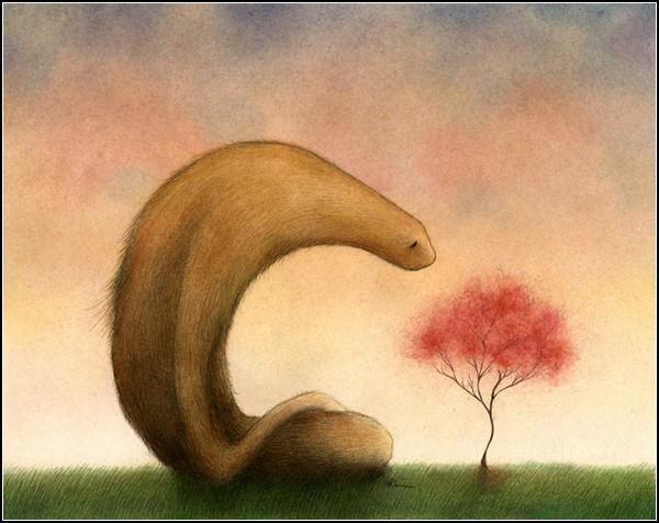 Забытый мир Дженни-Линн Паске: меланхоличные мечты