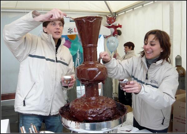 Ну конечно же, шоколад