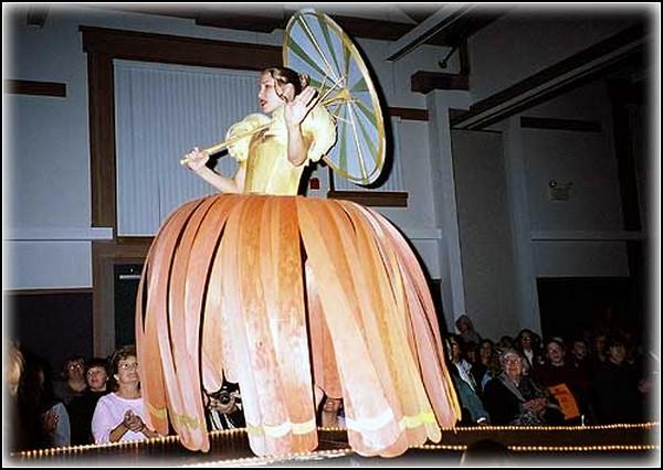 Фестиваль одежды в Кетчикане
