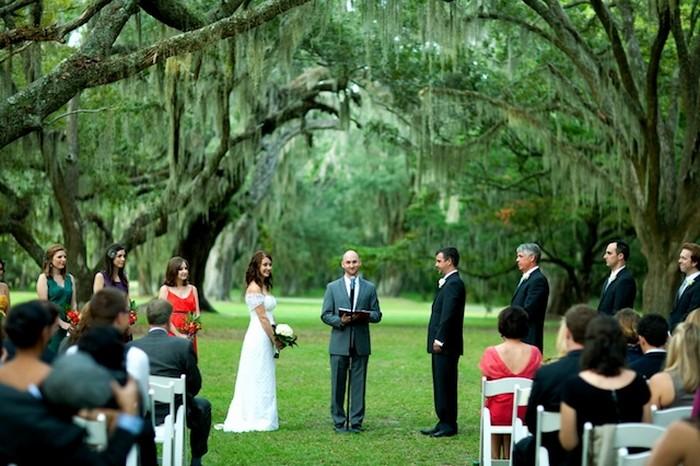 Драка на свадьбе: перфоманс Improv Everywhere
