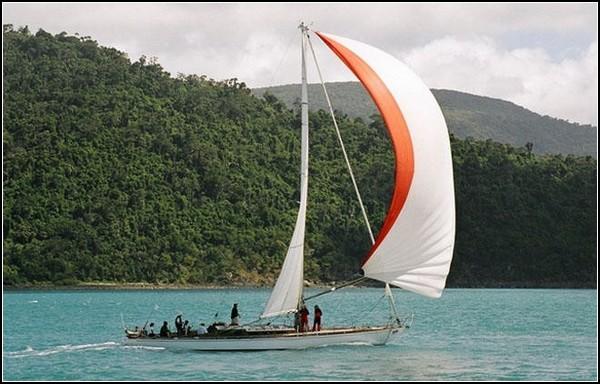 Фестиваль деревянных яхт: таинственные берега