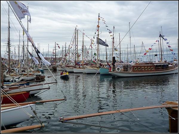 Фестиваль деревянных яхт: затишье