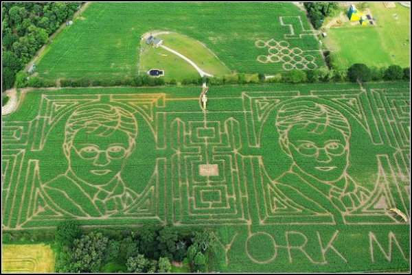 Кукурузное поле и магия
