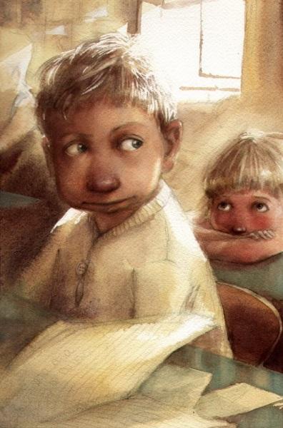 Иллюстрации к сказкам от Marina Marcolin