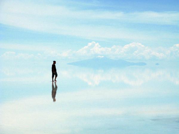 Зеркало Земли - Salar de Uyuni