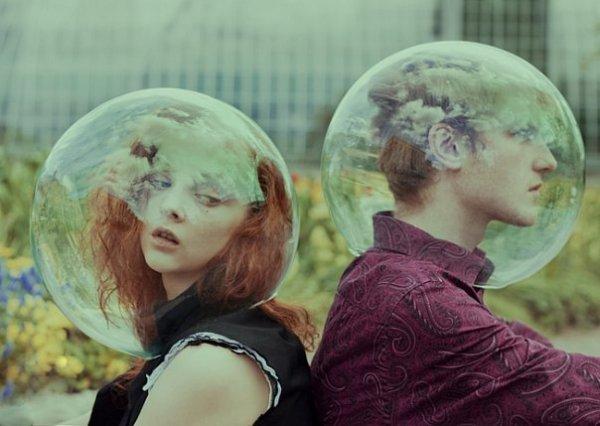 «Нездешние» fashion снимки от Алены Беляковой