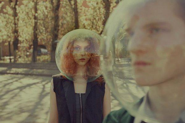 Свой мир: снимки Алены Беляковой