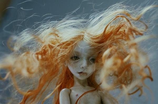 """Авторские куклы от Лидии Снуль. """"Офелия"""""""