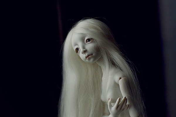 """Сказочные существа от Лидии Снуль выглядят несколько потеряно.""""Сестра Офелии"""""""