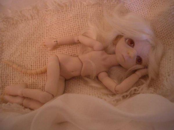 """Первая кукла Лидии: """"Мышка"""""""