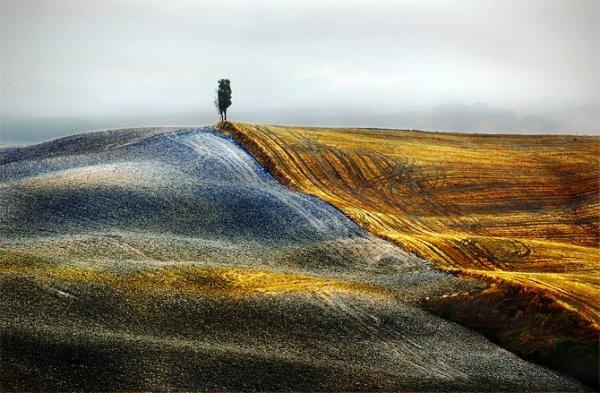 Cолнечные пейзажи от фотохудожника  Edmondo Senatore