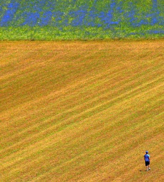 Впечатляющие пейзажи от Edmondo Senatore