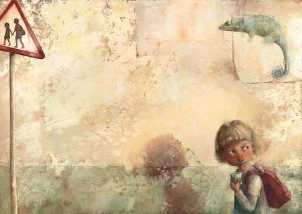 Чудесные работы Marina Marcolin