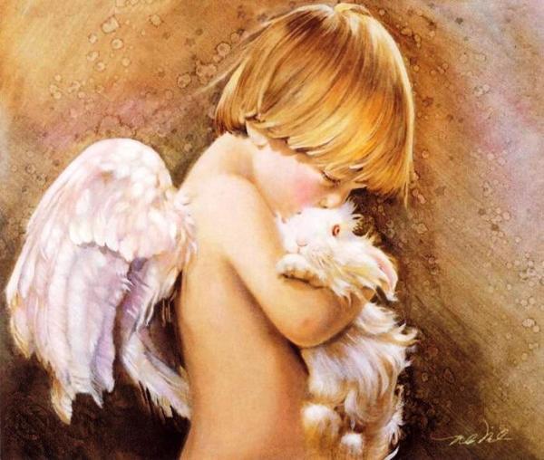 """Милые дети-ангелы от Нэнси Ноэль: """"Джейкоб"""""""