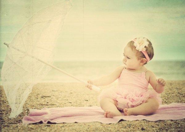 Shana Rae обычно фотографирует детей или цветы