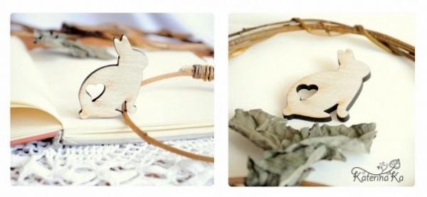 Авторские деревянные подвески, броши, серьги Катерины Ка
