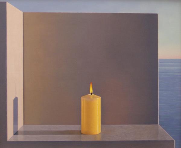 Минималистичные картины: натюрморты Дэвида Лигара
