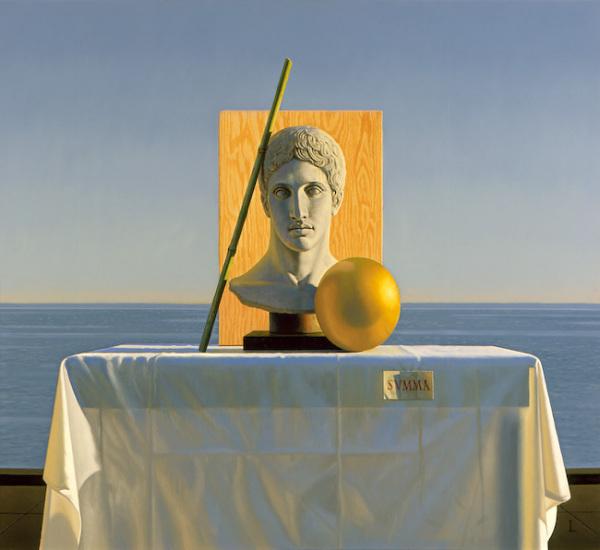 Псевдоантичные картины: натюрморты Дэвида Лигара
