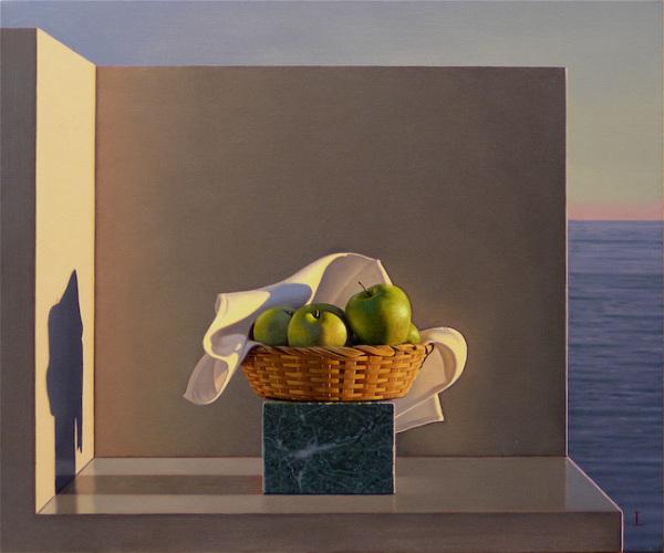 Тщательно выписанные картины: натюрморты Дэвида Лигара
