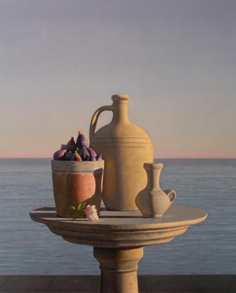 Выверенные до мелочей картины: натюрморты Дэвида Лигара