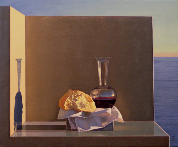 Символичные картины: натюрморты Дэвида Лигара