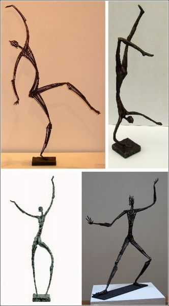 Держи равновесие: современная скульптура Кристофера Таунсенда