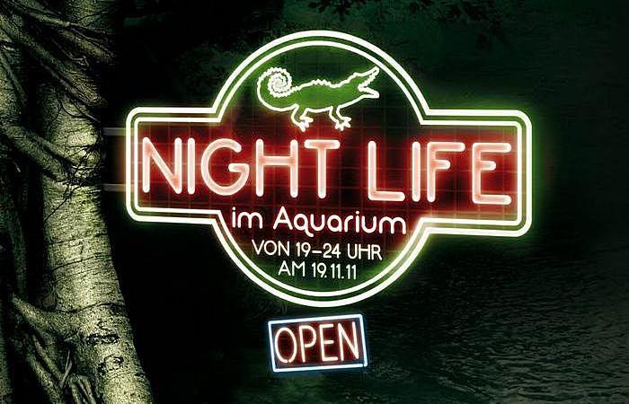 Ночная жизнь аквариума: оригинальная реклама Кёльнского зоопарка