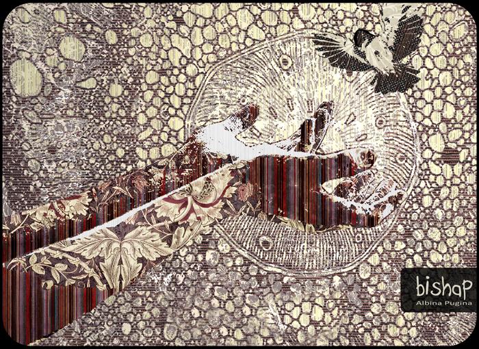 Орнаментальные рисунки Альбины Пугиной: *Все в ваших руках*