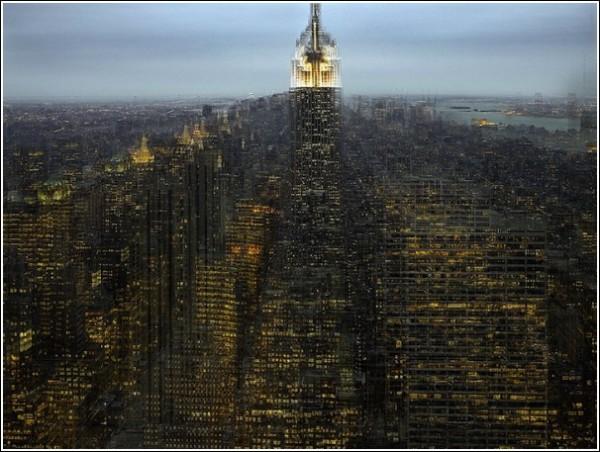 Городские фотографии Альфонсо Зубяги: Нью-Йорк, Нью-Йорк...